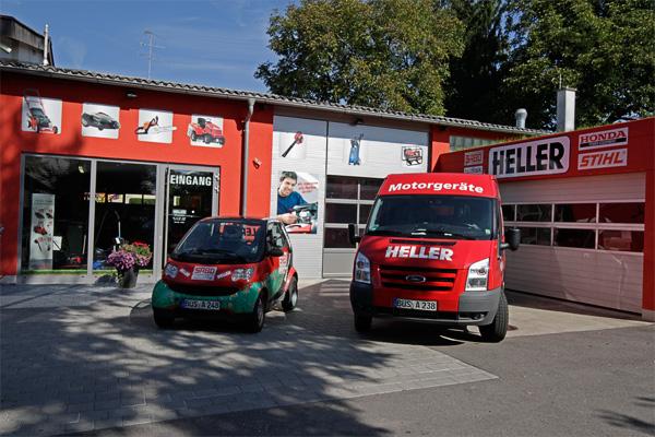 Heller Motorgeräte in Büsingen